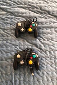 GameCube controllers (2-black)