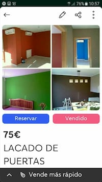 house interior collage captura de pantalla Santurtzi, 48980