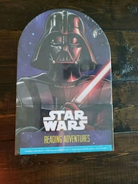 Star Wars activity book Clarksville, 37042
