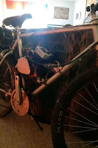 66 cc motorized bike/giant frame  St. Albert, T8N 4B5