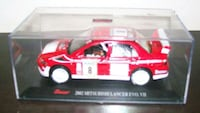 Collectible Miniature Car – 2002 Mitsubishi Lancer Mississauga, L5B 3Y3