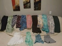 16 LADIES SKIRTS - ($15 takes ALL!)  Mustang, 73064