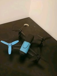 black and white quadcopter drone Silver Spring, 20906