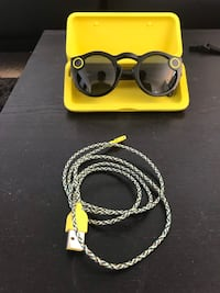 Snapchat Spectacle Sunglasses