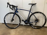 DiamondBack Carbon Road Bike 2243 mi