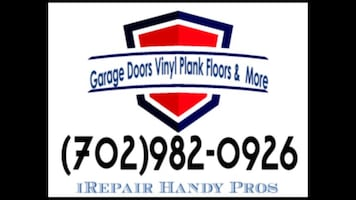 Garage doors & Flooring