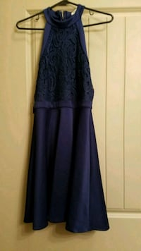 Beautiful blue dress from Francescas. Worn once! Pasadena, 77505