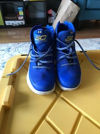 Slightly Used Steph Curry Shoes Olney, 20832