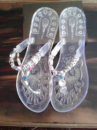 SIZE 10 VACATION FOOTWEAR - Call It SPRING BLING Sandal * IF AD'S UP, IT'S STILL AVAILABLE Hamilton