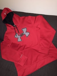 red and black Nike pullover hoodie Calgary, T3J 5A6