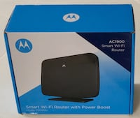 Motorola MR1900 Smart Wi-Fi AC1900 Gigabit Router With Power Boost Laurel