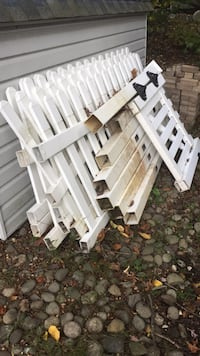 PVC fencing Sussex, 07461