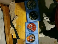 Four ps4 games Baltimore, 21223