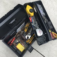 Tool Box all tools included
