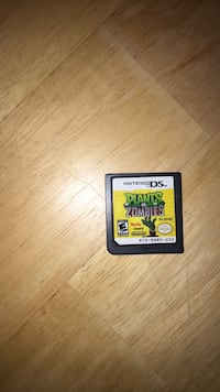 Plants vs zombies ds game Falls Church, 22042