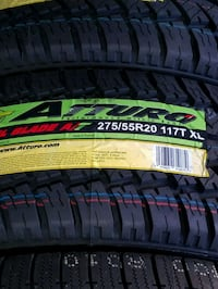 Used 275 55 20 All Terrain Tires For Sale In Rialto Letgo