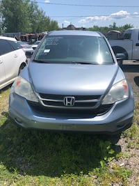 Honda - CR-V - 2010 (only for exportation) Laval