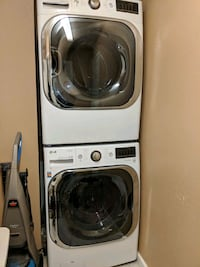 LG washer & dryer Lakewood, 80228