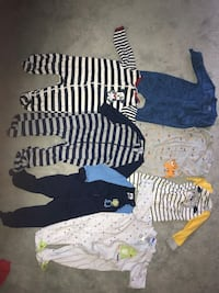 Baby pajamas for sale Lancaster, 93536