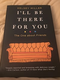 I'll Be The For You by: Kelsey Miller Dublin, 43017