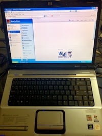 hp Pavilion dv8000 Laptop/Notebook Computer with charger Ontario, 91761