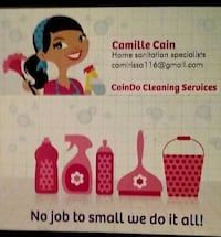 CainDo Cleaning Services Rochester, 14619