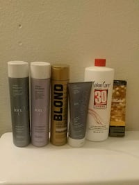 Hair products for blonde hair