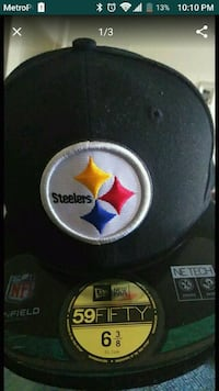 Steelers 6 3/8 youth hat Los Angeles