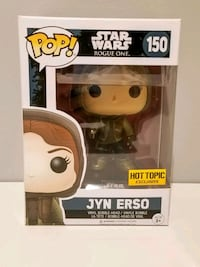 Funko Pop Star Wars Rogue One #150 Jyn Erso 3723 km