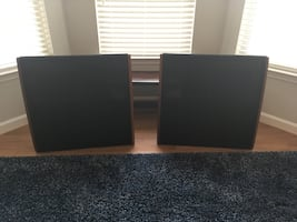 Dahlquist DQ 10 phased array speakers