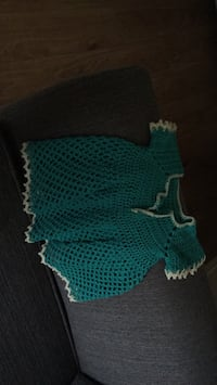 toddler's teal knitted shirt and pants Houston, 77017