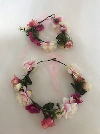 Floral headband.For mom and baby Орландо, 32837