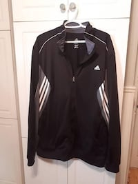 mens 2xl Adidas zip up jacket Ottawa