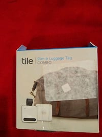 tile Slim & Luggage Tag Combo