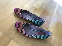 Beautiful Missoni ballerinas size 38