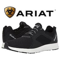 NEW Ariat Men's Fuse Mesh Athletic Shoes Sz 10.5