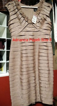 Adrianna Papeli Dress Silver Spring, 20902
