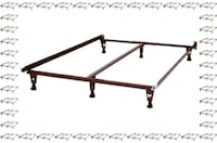 King Bed Frame with middle support Elkridge, 21075