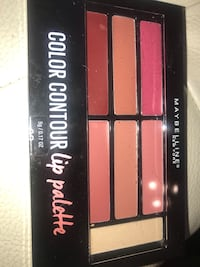 NEW Maybelline Color Lip Palettes