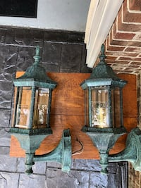 Exterior wall lanterns Virginia Beach, 23454