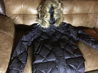 Abercrombie & Fitch Black Down filled Jacket Size small. Brand New! List: $220 sell: $100 Hyattsville, 20784