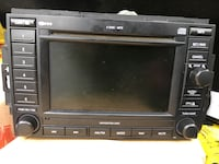 Radio Stereo System (GPS Navigation/6 CD Player Changer) Washington, 20017