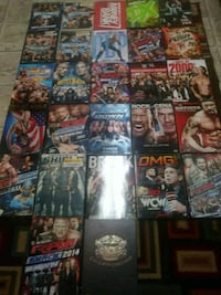 assorted DVD movie case lot Lakewood, 98499