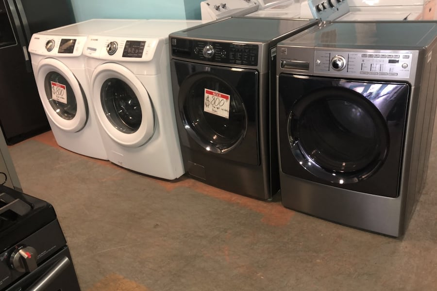Front load washer and dryer sets 10% off 68093c18-a827-4a72-951b-153144b6b0cc