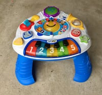 Baby Einstein Music Activity Table, 3 Languages, Sit or Stand  Naperville
