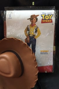 Woody costume 3T-4T Lincoln, 68507