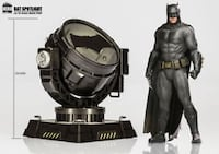 Batman spotlight for hot toys comes with bvs and Batman screen logos  Surrey, V3R 5V7