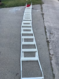 20 ft fire escape ladder COPPELL