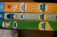 Family Guy DVD set season 1 to 4 Fairfax