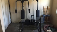 Universal weight machine moving must sell